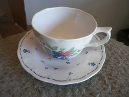 Nikko Dauphine cup and saucer 14 available - $3.17