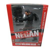 The Walking Dead AMC Negan McFarlane Merciless Edition 10-Inch Deluxe Figure NEW - $27.67