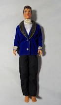 Mattel Elvis Presley Doll Barbie Ken 1993 With Clothes Suit Collectible - $30.68