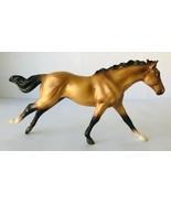 Breyer Bella Running Thoroughbred Classic Horse of the Year 2017 Buckskin  - $28.06