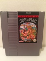 Joe & Mac (NES) Great Condition! - $21.99