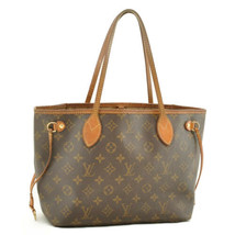 LOUIS VUITTON Monogram Neverfull PM Tote Bag M40155 LV Auth sa2202 - $498.00