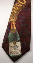 Nwt  ROBERT TALBOTT Collectors Item Year 2000  Mens 100 SILK Necktie  8-... - $24.99