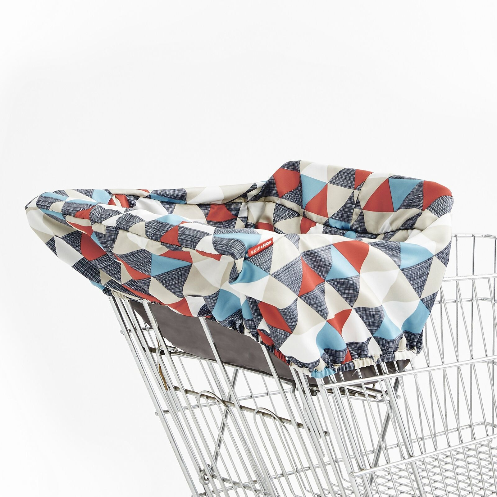 Primary image for Skip Hop Shopping Cart and Baby High Chair Cover Take Cover Triangles