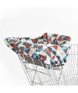 Skip Hop Shopping Cart and Baby High Chair Cover Take Cover Triangles - $39.99