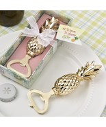 Pineapple Bottle Opener, Summer Wedding Favor, Destination Wedding Favor... - $2.49