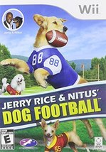 Jerry Rice & Nitus' Dog Football [Nintendo Wii] - $18.60