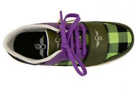 Creative Recreation Womens Military Purple Grape Buffalo Cesario Lo Shoe Sneaker image 5