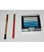 Milani Runway Fashion Shadow #06 + Eye Pencil #01 & Lip Liner #05 Lot Of... - $24.69