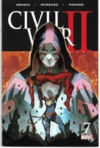 CIVIL WAR II #7 (OF 8) (MARVEL 2016) - $5.74