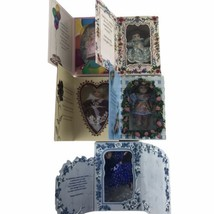 Vintage 1990's Marie Osmond Greeting Card Doll Lot of 5 With Boxes - $32.55