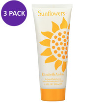 Elizabeth Arden Sunflowers Women's Body Lotion, 6.8 Oz (3 PACK) - $35.95