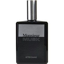 Monsieur Musk By Dana 4 oz After Shave for Men - $30.36
