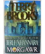 The Voyage of the Jerle Shannara Morgawr Book 3 Terry Brooks 2002 1st - $5.93