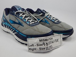 MISMATCH Brooks Dyad 8 Size 9.5 D WIDE & 11 M (B) Right Women's Running Shoes