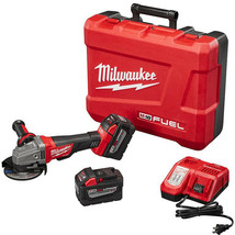 Milwaukee M18 FUEL 18-Volt Lithium-Ion Brushless Cordless 4-1/2 in./5 in... - $351.02