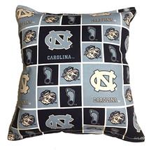 North Carolina University Pillow Tar Heels NC Pillow Football Pillow NCAA - $9.99