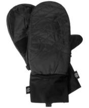Isotoner Signature SmarTouch Packable Ski Tech Mittens (Black, S/M) - $37.62