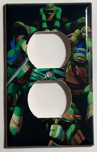 Teenage Mutant Ninja Turtles Light Switch Power Wall Cover Plate Home decor image 2