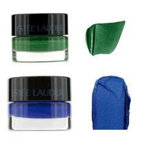 Estee Lauder Pure Color Stay On Shadow Paint Lot 2 Extreme Emerald & Bol... - $11.99