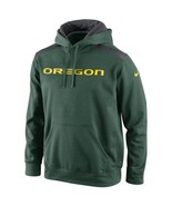 "Nike Oregon Ducks Shield Nailhead Pullover Green ""X-Large"" - $29.69"
