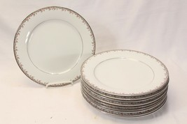 "Noritake Petite Dinner Plates 10.25"" Lot of 10 - $68.59"