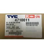 Door Mirror Right TYC 4710011 fits 96-00 Honda Civic   In Original Box (B4) - $13.81