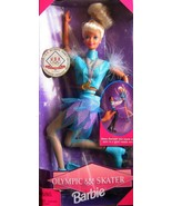 Mattel 1997 Barbie Olympic USA Skater Official Licensed Product #18501   - $26.73