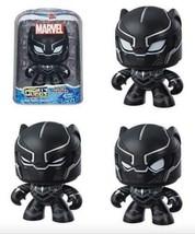 Hasbro Marvel Mighty Muggs Black Panther #07 Figurine - $10.44