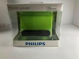 Philips SBA1710GRN Portable speaker Mobile speaker SBA1710 Green - $47.99
