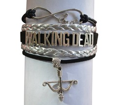 The Walking Dead Jewelry, Walking Dead Bracelet - Perfect Walking Dead G... - $6.50