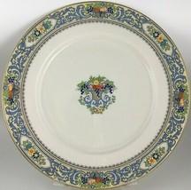 Lenox Autumn Dinner plate - GOLD MARK  - $25.00
