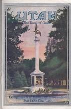 Vintage Utah Tourists Guide Travel Catalog 1940 - $19.79