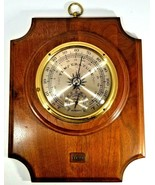Vintage Tharpe USA Thermometer Temperature Humidity Gauge Weather Wall U... - $29.69