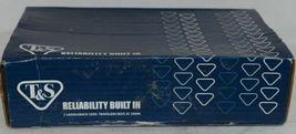 T S B 1146 Workboard Faucet 4 Inch Wall Mount Swivel Gooseneck Lever Handles image 3