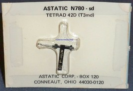 N780-sd RECORD PLAYER NEEDLE STYLUS L854-DS73 for Tetrad 22D  22S Tetrad 42D 42S image 1