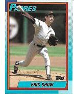 Baseball Card- Eric Show 1990 Topps #239 - $1.00