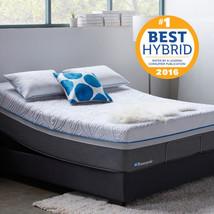 Posturepedic Premiere Hybrid Ultra Plush Twin XL Mattress Half Foam Half... - $1,840.47