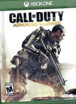 Call of Duty: Advanced Warfare - Microsoft Xbox One, 2014 - $9.95