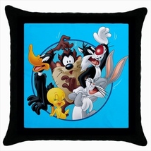 Throw pillow case cartoons - $19.50