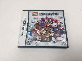 Nintendo Ds D Si 3DS 2DS | Lego Rock Band - $5.89