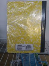 PACK OF 6 Unison Composition/Notebook 80 Sheets College Ruled- QUANTITY DISCOUNT image 8