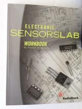 MANUAL ONLY - Radio Shack Electronic Sensor lab 28 278 electric WORKBOOK... - $39.55