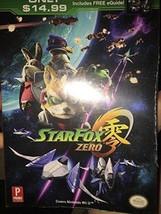 Star Fox Prima Strategy Guide Hint Book Wii U - $5.00