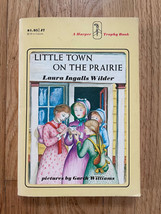 Vintage 70s Little House on the Prairie Books (paperback) image 8
