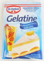 Dr.Oetker Gelatine -Gelatin packets - Pack of 3... - $3.61