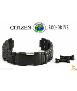 Citizen Eco-Drive BL8098-50E 22mm Black / Gray Tone Stainless Steel Watc... - $259.95