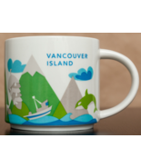 Starbucks Vancouver Island Canada You Are Here Collection Coffee Mug NEW... - $49.95
