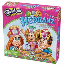 Spin Master Shopkins Hedbanz (Headbands) Game. New with Free Shipping - $9.89