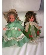 "1967 Vintage Furga  #7101 Canneto S/O  Made In Italy Rare 14"" Doll set - $49.49"